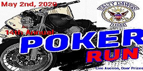 14th Annual Salty Dawgs Poker Run tickets