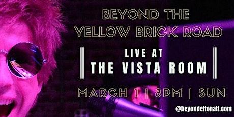 Elton John Tribute Live at the Vista Room tickets