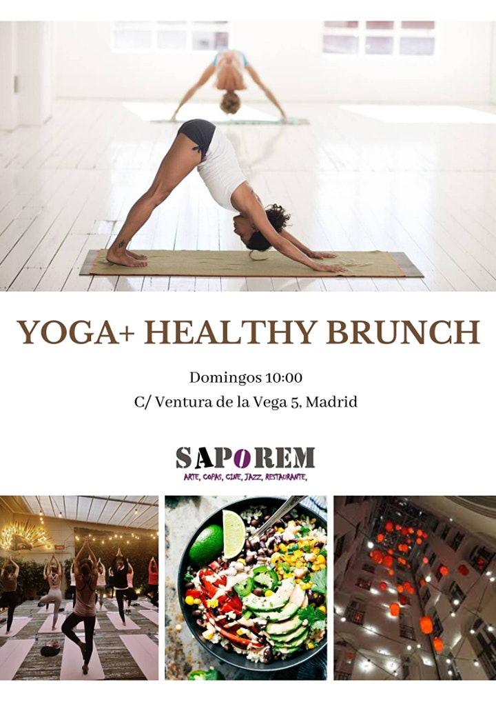 Imagen de Yoga Brunch en Saporem