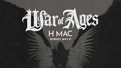 War of Ages at HMAC tickets