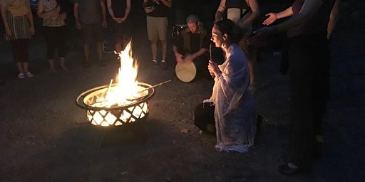 Spring Equinox Fire Ceremony