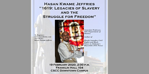 Kwame Jeffries - Legacy of Slavery in America