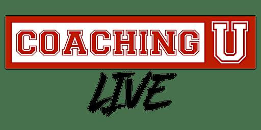 Coaching U LIVE 2020 Las Vegas VIP Experience: July 13-14