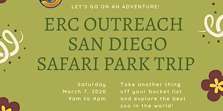 Outreach Safari Park Bus Trip tickets