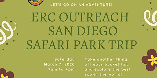 Outreach Safari Park Bus Trip