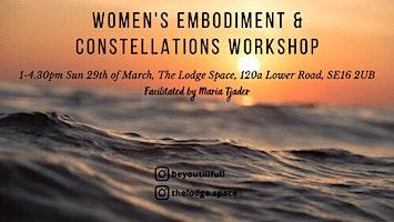 Women's Embodiment & Constellation's Workshop