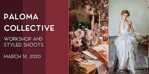 Paloma Collective: Bold and Boho Styled Shoot & Workshop