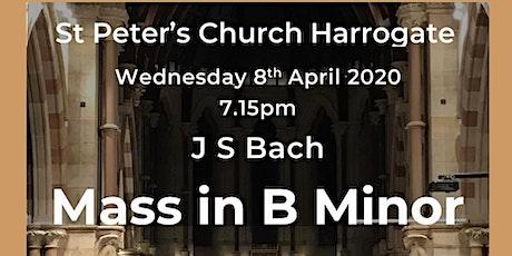 Bach; Mass in B minor tickets