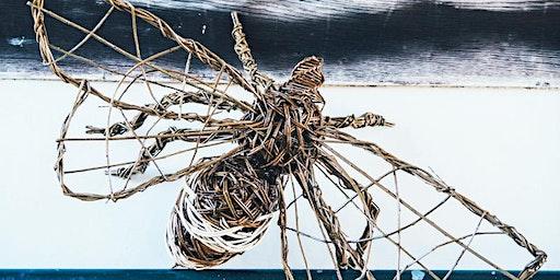 MOSTYN Portffolio: Willow Creatures/Creaduriaid Helyg - Juliette Hamilton