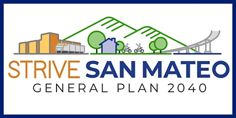 City of San Mateo General Plan Open House tickets