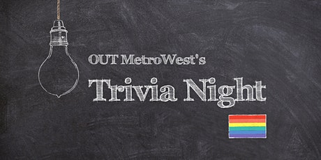 OUT MetroWest's Trivia Night & Silent Auction 2020 tickets