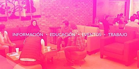 Talleres UX México // UX Writing para principiantes boletos