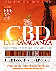 CBD EXTRAVAGANZA tickets