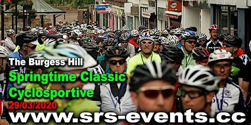 The 2020 Burgess Hill Springtime Classic Cyclosportive