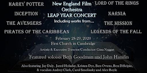 Leap Year Film Concert