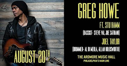 Greg Howe ft. Stu Hamm + Joel Taylor tickets