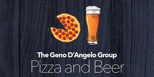 Pizza and Beer Tasting Event - The Geno D'Angelo Group