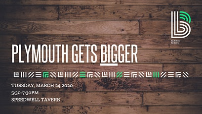 Plymouth Gets Bigger Meet & Greet at Speedwell Tavern! tickets