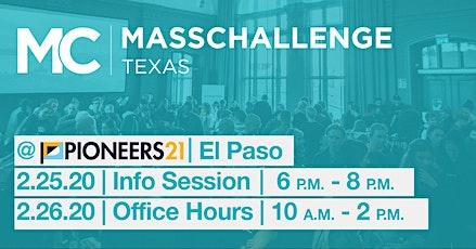 MassChallenge Texas - Info Session tickets