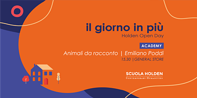 Holden Open Day | Animali da racconto