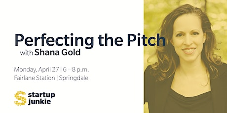Perfecting the Pitch tickets