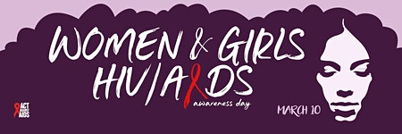 National Women & Girls HIV/AIDS Awareness Day Them