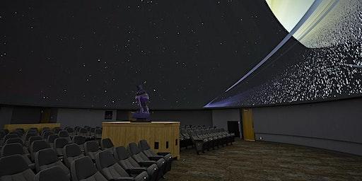 Planetarium Public Night 2020: February 28