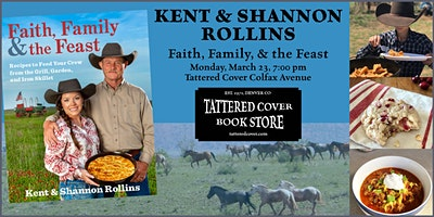 An Evening with Kent and Shannon Rollins