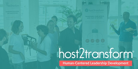 HOST Demo Amsterdam | HOST2Transform: Welcome The Evolution of Leadership tickets