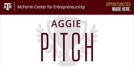 Aggie PITCH Informational tickets