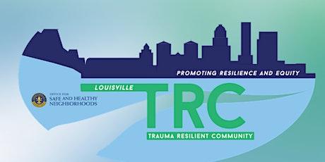 Lou. TRC Community Advisory Board Meeting tickets