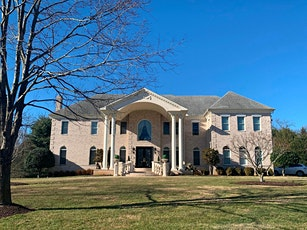 Potomac Mansion Online Auction tickets