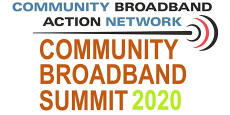 2020 Community Broadband Summit tickets