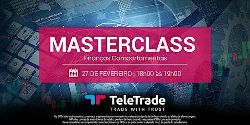 Master Class - Finanças Comportamentais