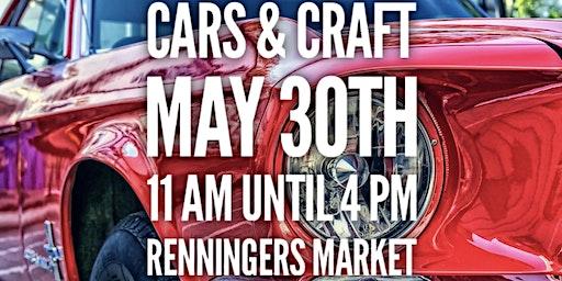 Cars & Crafts!