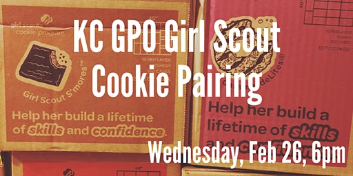 KC GPO 2020 Cookie Pairing