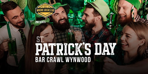 Miami 4th Annual St. Patrick's Bar Crawl in Wynwood