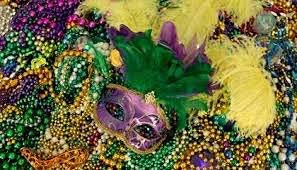 Mardi Gras Party Story Time
