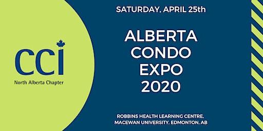 2020 Alberta Condo Expo - Presented by the Canadian Condominium Institute North Alberta Chapter (CCI-NAB)