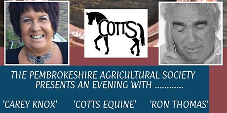 An Equine Evening with Carey Knox, Ron Thomas & Cotts Equine tickets