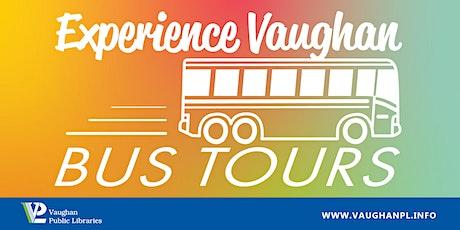 Experience Vaughan Seniors Bus Tour - Royal Ontario Museum tickets