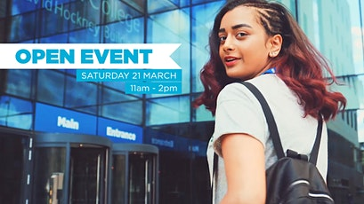 Bradford College Open Event - 21 March 2020 tickets