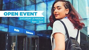 Bradford College Open Event - 21 March 2020