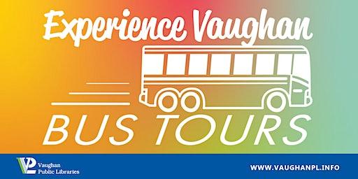 Experience Vaughan Seniors Bus Tour - McMichael Canadian Art Collection