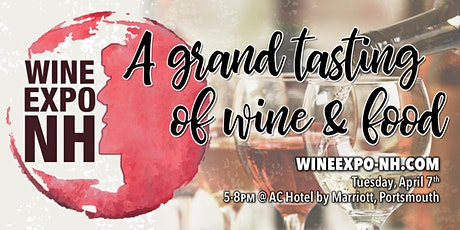 Wine Expo NH tickets