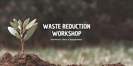 Waste Reduction Workshop tickets