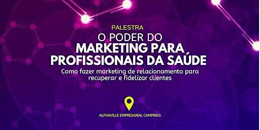 Palestra Marketing Digital para Profissionais da Saúde