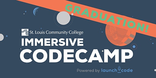 STLCC Immersive CodeCamp Powered by LaunchCode Graduation