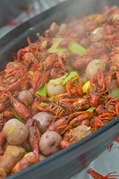 3rd Annual Crawfish Boil
