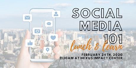 Lunch & Learn: Social Media 101 tickets